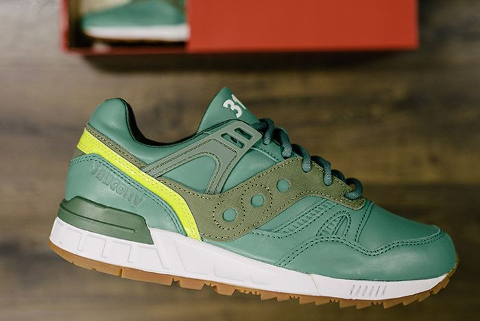 Saucony Grid Sd The Green Monster