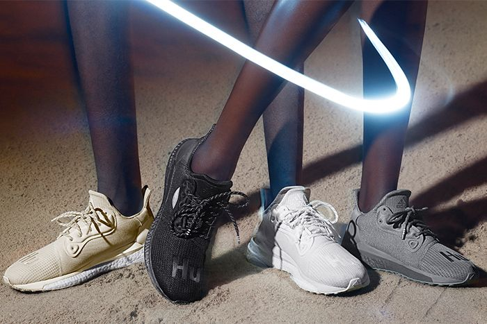 Pharrell Adidas Solarhu Greyscale Pack Release Date Hero