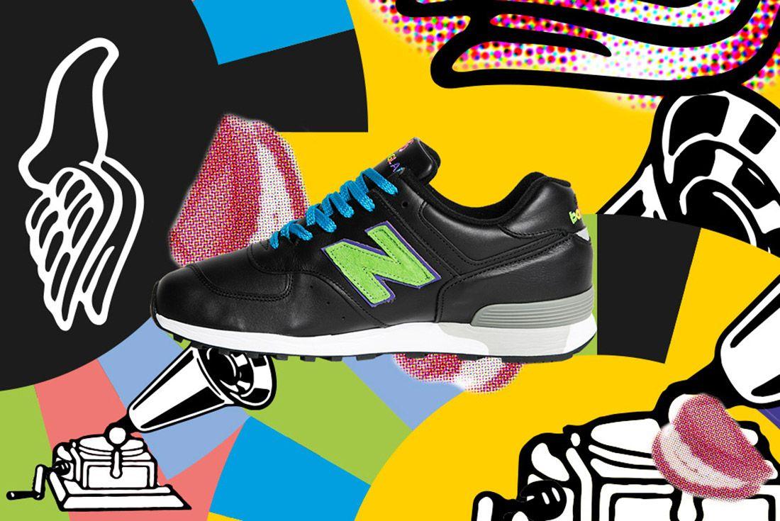 New Balance Footpatrol M576 Fpf Sneaker Freaker 8