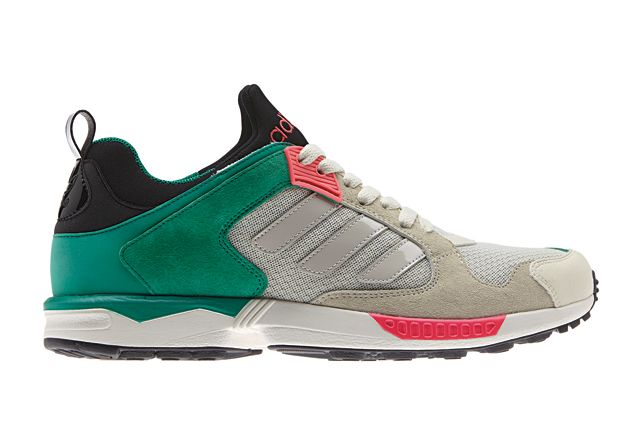 Adidasoriginals Zxfamily5000 Rspn Ss14 Grn Sideview