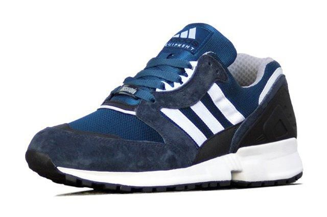 Eqt Cushion 91 Tribe Blue Perspective