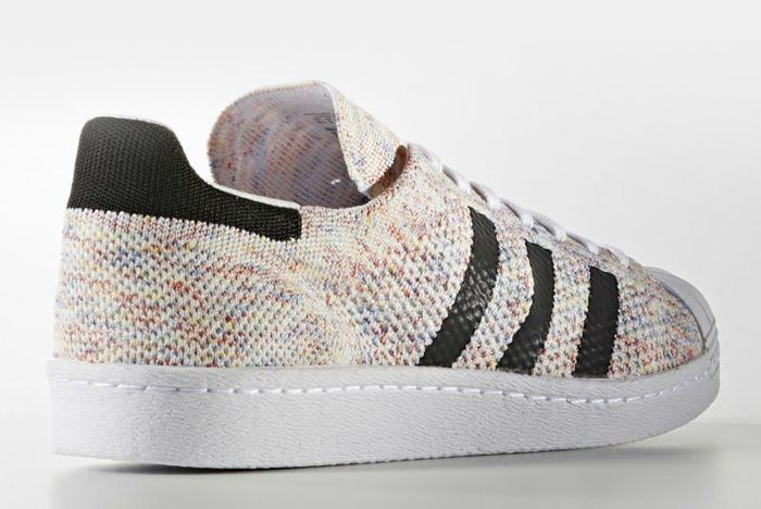 Adidas Superstar 80 S Primeknit Multicolour 2