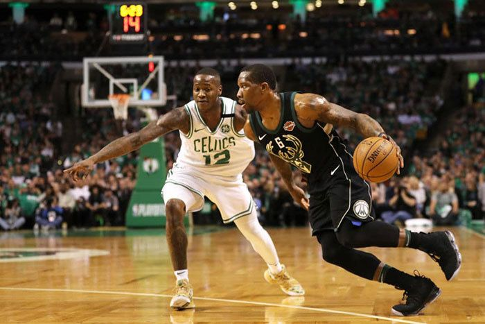 Terry Rozier Kyrie 3 Luck