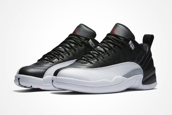 Air Jordan 12 Low Playoffsfeature