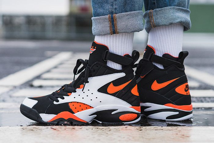 Nike Air Maestro Ii Rush Orange 2