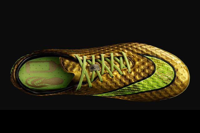 Neymar Jr Nike Gold Hypervenom Special Edition 6