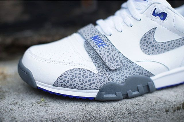 Nike Air Trainer 1 Low St Toebox