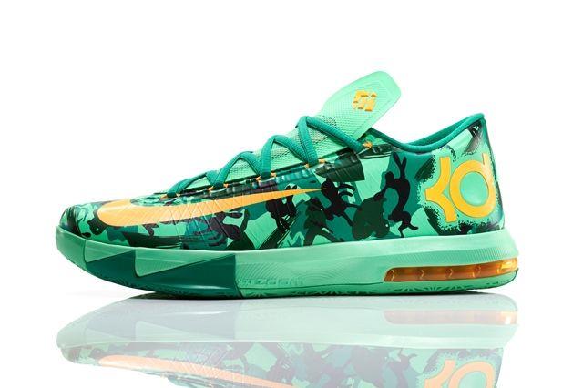 Nike Basketball 2014 Easter Collection 1