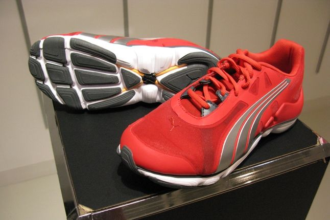 Puma Nature Of Performance Tokyo Mobium Elite Red 1