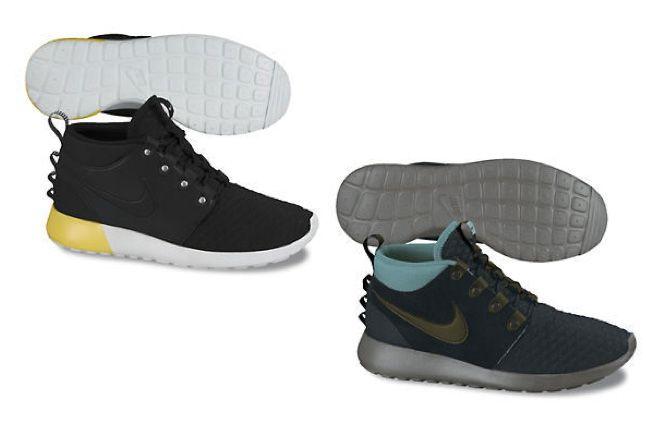 Nike Roshe Run Winter Mid 1 1