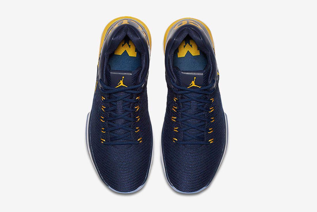 Air Jordan Xxxi College Pack 19