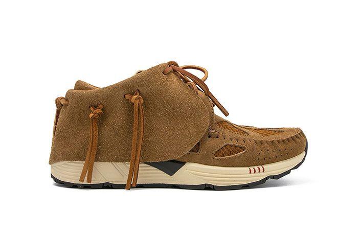 Visvim Fbt Prime Runners Shoe Details 2 Sneaker Freaker