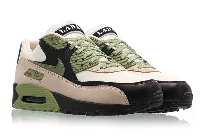 Nike Air Max 90 Escape Lahar Olive Front