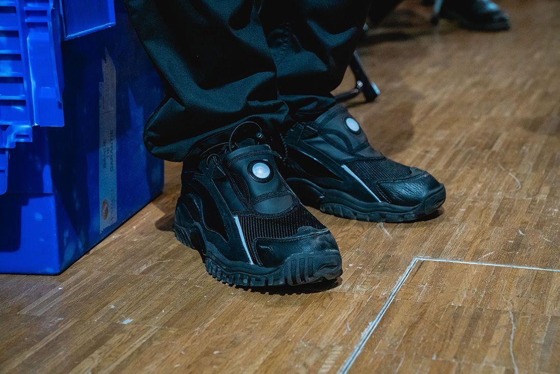 Sneaker Freaker Paris Fashion Week On Foot Shot17