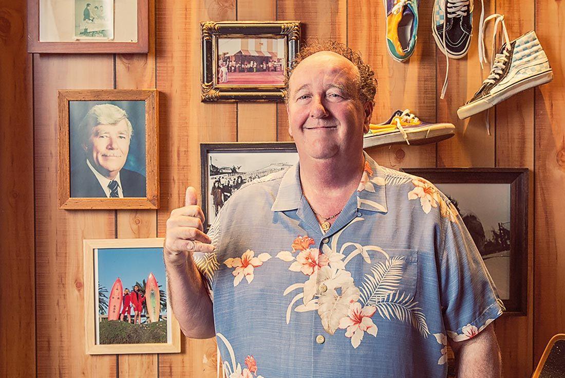 Vans History Steve Van Doren
