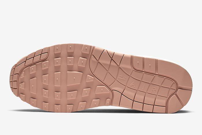 Nike Air Max 1 Sandy Suede 319986 120 Sole Shot