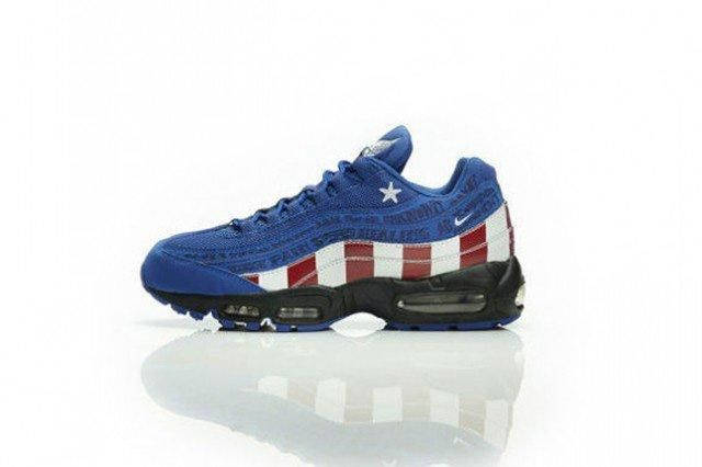 Nike Am95 Doernbecher Mike Armstrong Profile