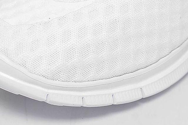 Nike Free Hypervenom Low White 3