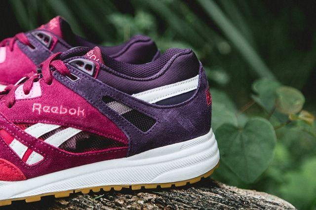Reebok Ventilator Wmns Rebel Berry 2