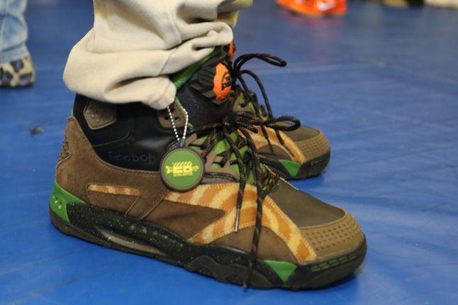 Sneaker Con Charlotte Reebok Pumps 1