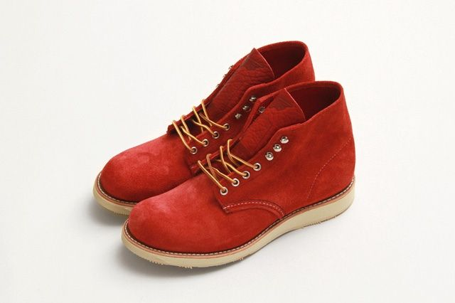 Red Wing Shoes Concepts Plain Toe 3
