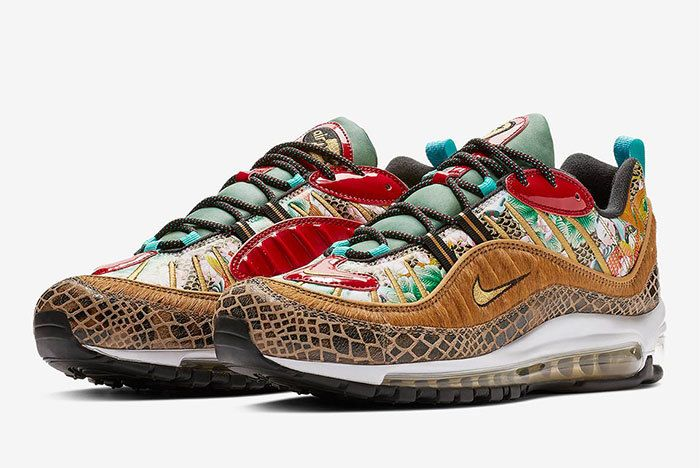 Nike Air Max 98 Chinese New Year Bv6649 708 3