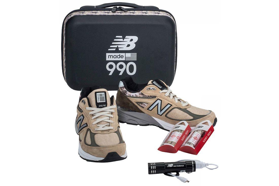 New Balance 990V4 Camo Collection4