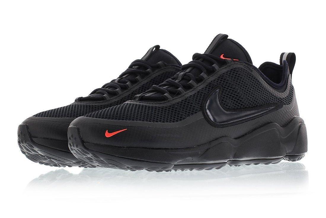 Nike Air Zoom Spiridon Blackred 5