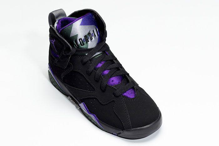 Air Jordan 7 Ray Allen Bucks Leaked 3