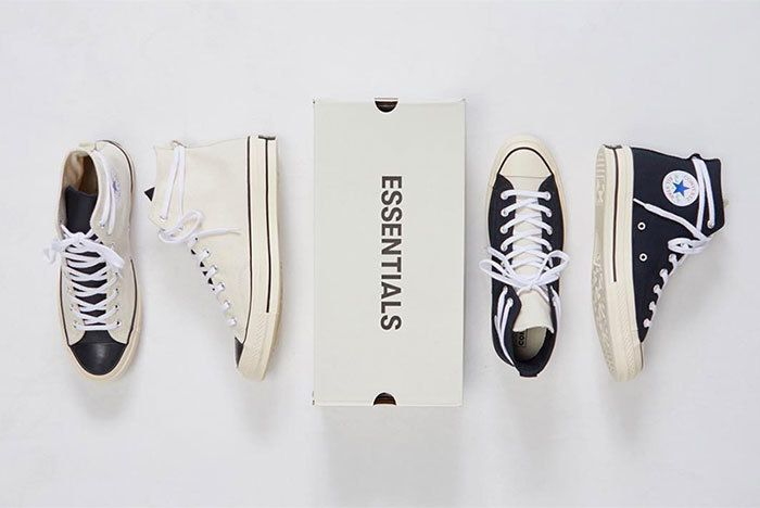 Fear Of God Essentials Converse Chuck Taylor Release Date Price 01