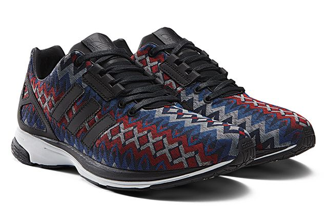 Adidas Originals Zx Flux Zero Nordic Pack 6