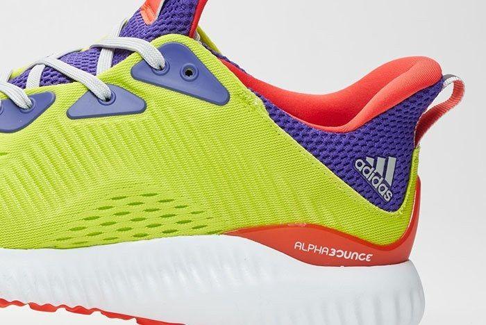 Kolor Adidas Alphabounce Small