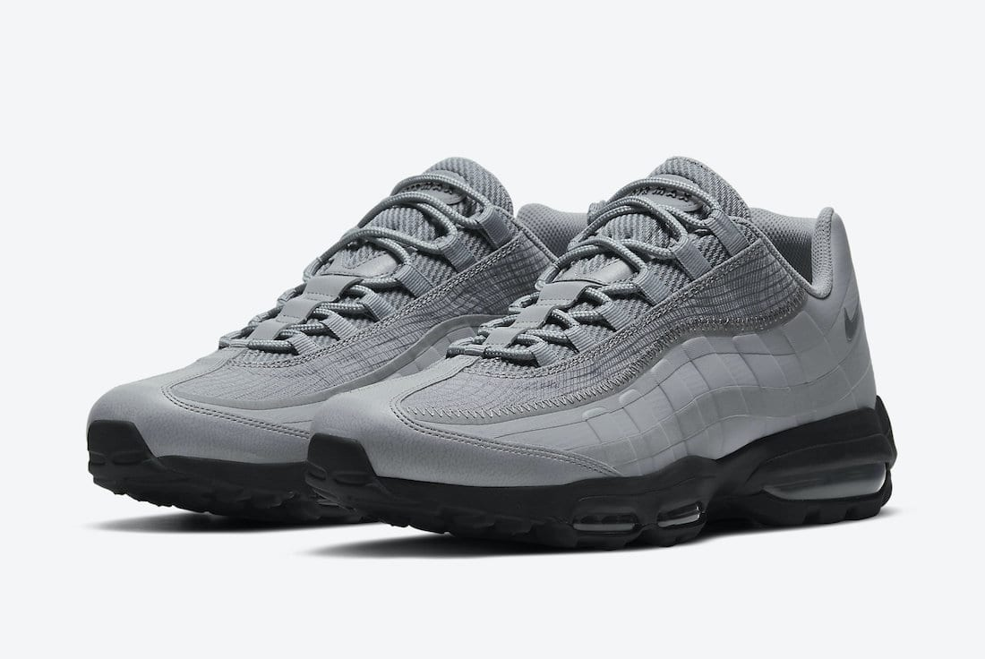 Nike Air Max 95 Ultra  Grey Reflective