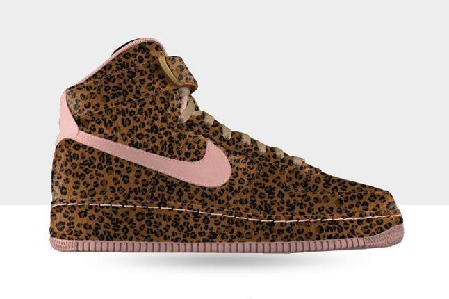 Nike Id Ponyhair Animal Materials 5 1