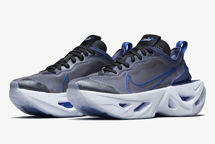 Nike Zoomx Vista Grind Racer Blue Front Angle