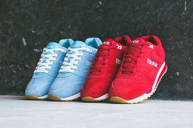 Etonic Trans Am Suede Runner Delivery Two 7