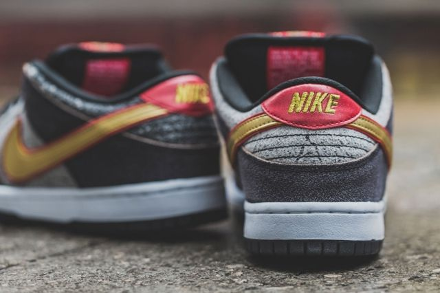 Nike Sb Dunk Low Beijing 4