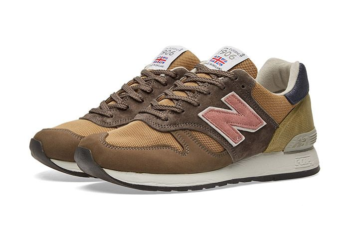 New Balance Made In England Surplus Pack Grey Beige 670 1