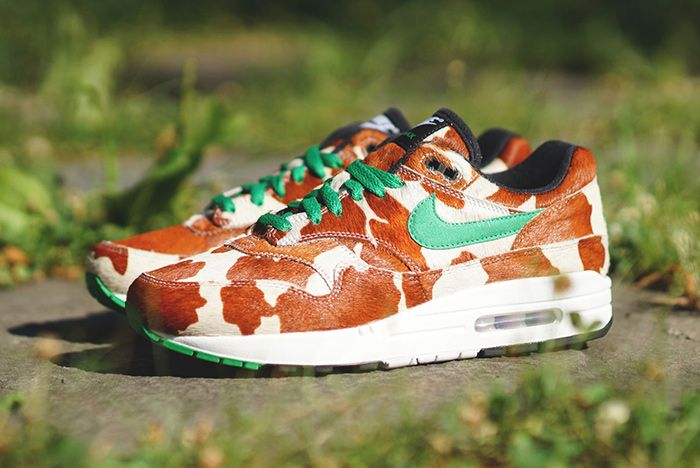 Nike Atmos Air Max 1 Giraffe Left