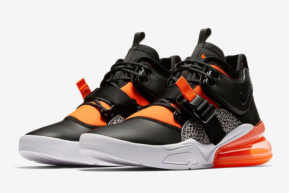 4 Nike Air Force 270 Safari Sneaker Freaker