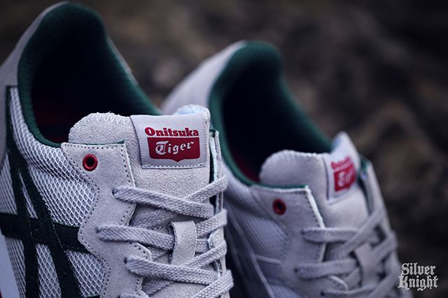 The Good Will Out Onitsuka Tiger X Caliber Silver Knight 17