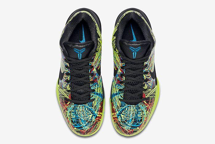 Nike Kobe 4 Protro Wizenard Cv3469 001 Top