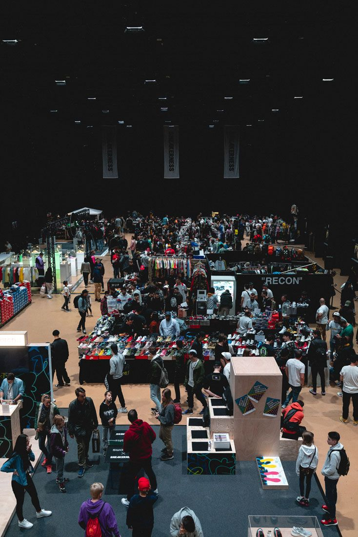 Sneakerness Zurich 2019 Event Recap 13 Sneakerness Overview