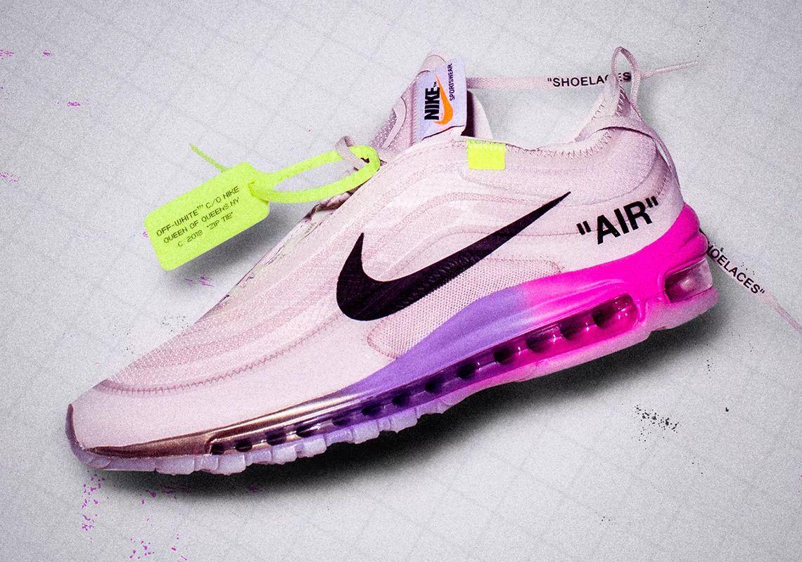 Off-White x Nike Air Max 97 Queen Serena Williams