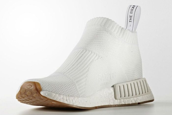 Adidas Nmd City Sock Cs 1 Boost White Gum 4