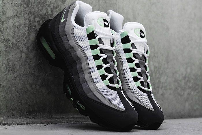Nike Air Max 98 Air Max 95 Fresh Mint Pack Right 3