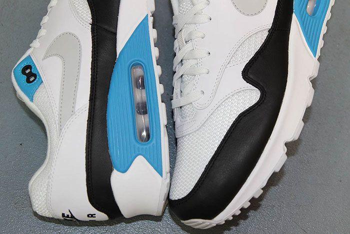 Nike Air Max 90 1 Laser Blue 3