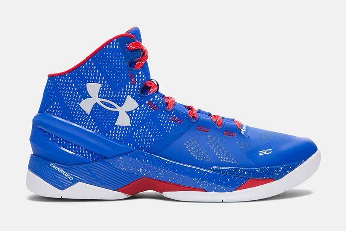 Under Armour Curry Two Providence Road