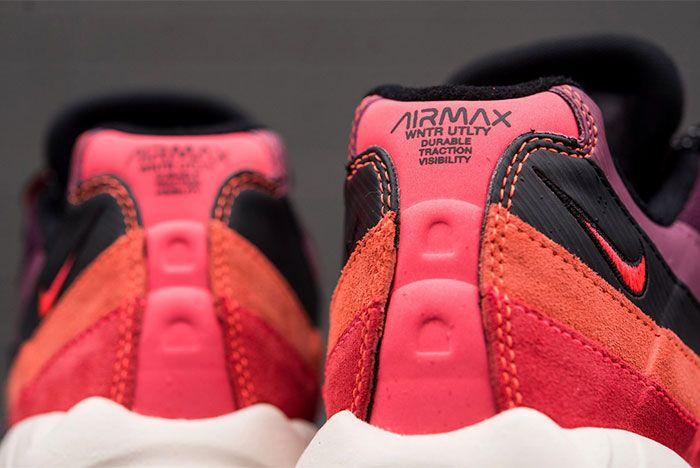 Nike Air Max 95 Acg Villain Red Heel