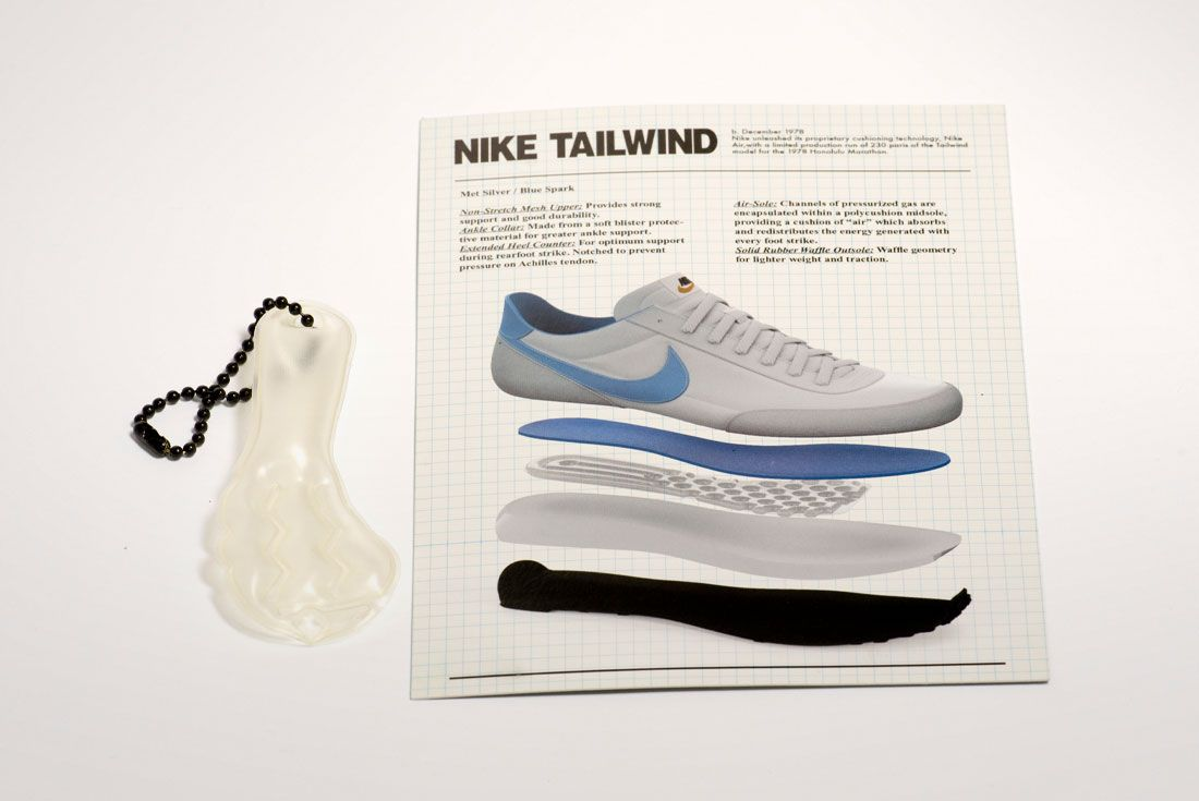 Nike Air Tailwind 79 Card
